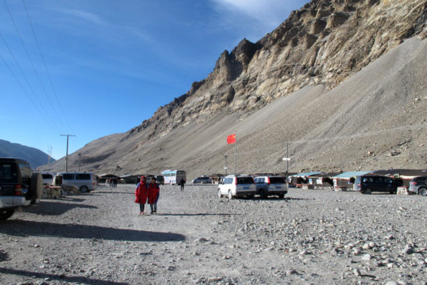 Car Rental Tibet Lhasa to Everest to Nepal