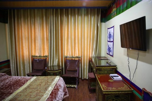 Dhood Gu Hotel Single Bed Standard Room